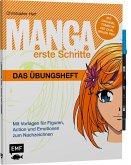 Manga Erste Schritte - Das Übungsheft mit original Tombow ABT Dual Brush Pen