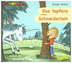 Das tapfere Schneiderlein, 1 Audio-CD