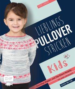 Lieblingspullover stricken für Kids