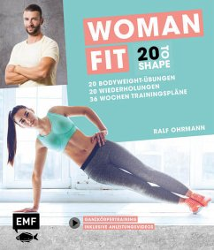 20 to Shape - Bauch, Beine, Po - Bodyweight only