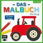 Das Malbuch - Meine Fahrzeuge