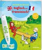 BOOKii Wie heißt das denn auf Englisch und Französisch?