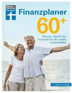 Finanzplaner 60+ - Pohlmann, Isabell