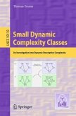 Small Dynamic Complexity Classes (eBook, ePUB)