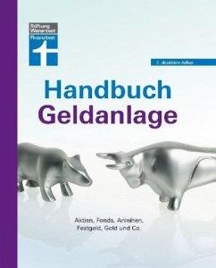 Handbuch Geldanlage - Kühn, Stefanie; Kühn, Markus