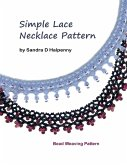 Simple Lace Necklace Pattern (eBook, ePUB)