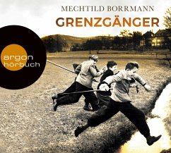 Grenzgänger, 6 Audio-CDs - Borrmann, Mechtild
