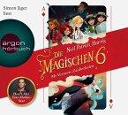 Die magischen Sechs, 4 Audio-CDs