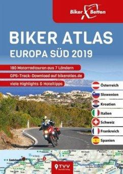 Biker Atlas EUROPA 2019