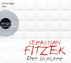 Der Insasse, 6 Audio-CDs - Fitzek, Sebastian