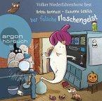 Der falsche Flaschengeist, 2 Audio-CDs