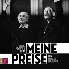 Meine Preise, 3 Audio-CDs - Bernhard, Thomas