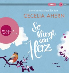 So klingt dein Herz, 1 MP3-CD - Ahern, Cecelia