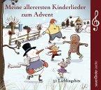 Meine allerersten Kinderlieder zum Advent, 1 Audio-CD