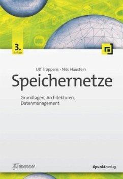 Speichernetze - Troppens, Ulf; Haustein, Nils