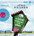 Im Grab schaust du nach oben / Kommissar Jennerwein ermittelt Bd.9 (1 MP3-CD)