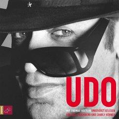Udo, 7 Audio-CDs - Lindenberg, Udo; Hüetlin, Thomas