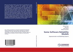 Some Software Reliability Models