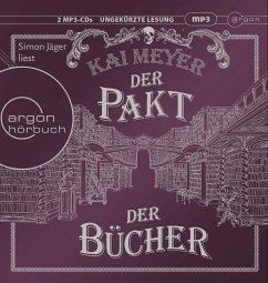 Der Pakt der Bücher, 2 MP3-CD - Meyer, Kai