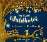 Ein Zuhause für Mona Maus / Das kleine Waldhotel Bd.1 (2 Audio-CDs)