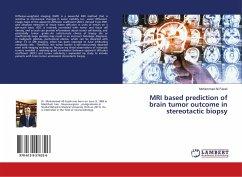 MRI based prediction of brain tumor outcome in stereotactic biopsy