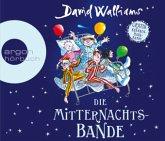 Die Mitternachts-Bande, 5 Audio-CDs
