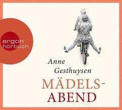 Mädelsabend, 6 Audio-CDs - Gesthuysen, Anne