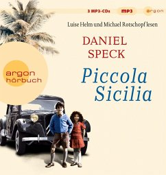 Piccola Sicilia, 3 MP3-CD - Speck, Daniel