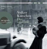 Der stumme Tod / Kommissar Gereon Rath Bd.2 (1 MP3-CD)