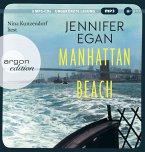 Manhattan Beach, 3 MP3-CD