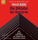 Die Diktatur der Konzerne, 1 MP3-CD