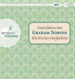 Ein irischer Dorfpolizist, 1 MP3-CD - Norton, Graham