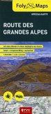 FolyMaps Route des Grandes Alpes Spezialkarte