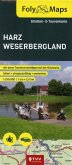 FolyMaps Harz Weserbergland 1:250 000