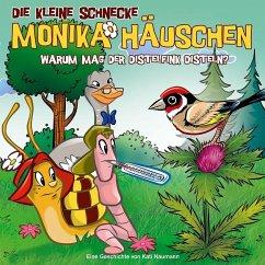 Warum mag der Distelfink Disteln?, 1 Audio-CD / Die kleine Schnecke, Monika Häuschen, Audio-CDs Tl.51 - Naumann, Kati