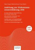 Anleitung zur Einkommensteuererklärung 2018 (eBook, PDF)