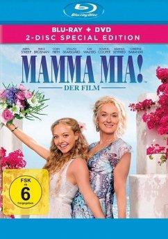 Mamma Mia! - Der Film (+ DVD) - Meryl Streep,Amanda Seyfried,Pierce Brosnan