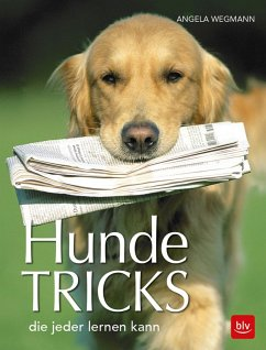 Hundetricks (eBook, ePUB) - Wegmann, Angela