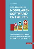 Grundlagen des modularen Softwareentwurfs (eBook, PDF)