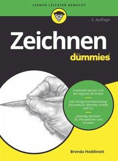 Zeichnen für Dummies (eBook, ePUB) - Hoddinott, Brenda