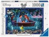 Ravensburger 19745 - Disney, Arielle, Puzzle, 1000 Teile