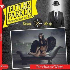 Butler Parker, 10: Die schwarze Witwe (Ungekürz...