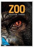 Zoo - Staffel Drei (3 Discs)
