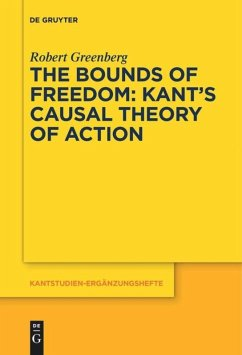 The Bounds of Freedom: Kant´s Causal Theory of ...