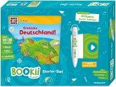 BOOKii® Starterset WAS IST WAS Junior Entdecke Deutschland!