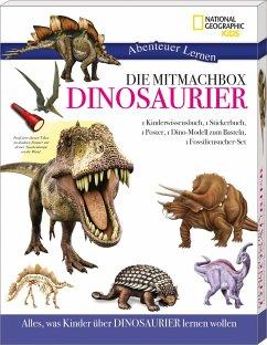 Staunen und Entdecken: Die Mitmachbox Dinosaurier