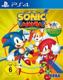 Sonic Mania Plus (PlayStation 4)