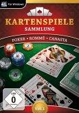 Kartenspielesammlung Vol.1 (Poker / Rommé / Canasta)