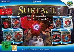 Surface: Die Mysterien der Anderwelt 8 in 1 Paket