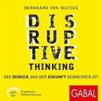 Disruptive Thinking, 2 MP3-CD